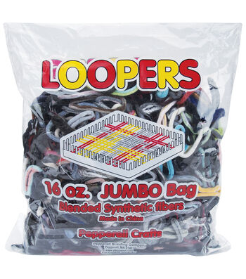 Pepperell Loopers 16oz-Assorted