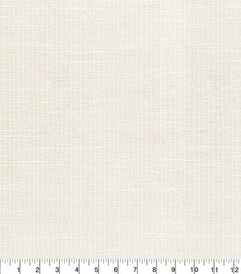 Kelly Ripa Home Upholstery Fabric 54''-Ivory All of the Above