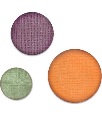 Sizzix Paper Punch Bundle-Circles