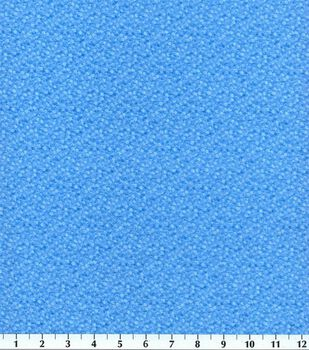 Keepsake Calico Cotton Fabric -Light Blue Illusions Floral