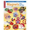 Leisure Arts-Thru the Year Magnets