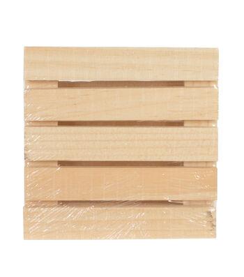 Mini Wood Pallet Coasters-2 Pack