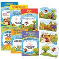 Eureka Story Elements Bulletin Board Set, 2 Sets