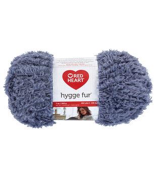 Red Heart Hygge Fur Yarn