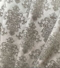 Poly Spandex Denim Fabric 51\u0022-Black