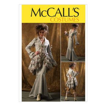 McCall's Misses Costumes-M6770