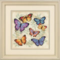 Dimensions Butterfly Profusion Cntd X-Stitch Kit