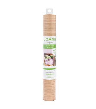 "Joann Vinyl 12""x48"" Roll-Natural Wood"