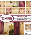 Reminisce Winery 12\u0027\u0027x12\u0027\u0027 Collection Kit