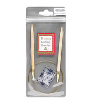 Tulip Needle Company Knina Knitting Needles 24'' Size 10.5, , hi-res