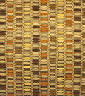 Home Decor 8\u0022x8\u0022 Fabric Swatch-Upholstery Fabric Barrow M7444 5271 Mango