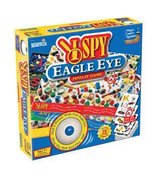 Briarpatch I SPY Eagle Eye Find-It Game