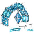 Geomag Pro-L 174-piece Magnetic Construction Set