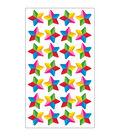 Sticko Classic Stickers-Colorful Stars