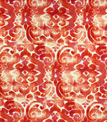 "Richloom Studio Lightweight Decor Fabric 54""-Coral Belleview"