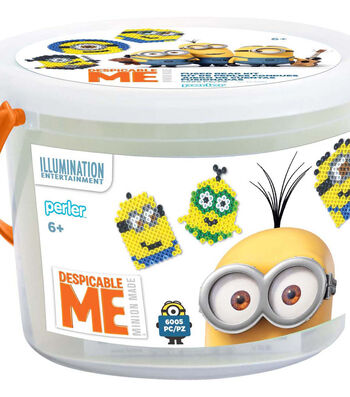 Perler Beads Despicable Me 3 6005 pk Fused Bead Bucket
