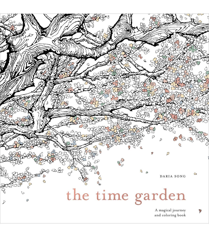 - The Time Garden Coloring Book JOANN