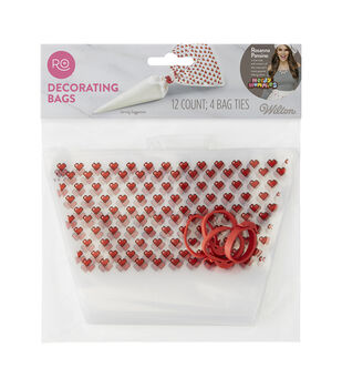 Rosanna Pansino By Wilton 12ct Disposable Decorating Bags