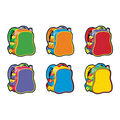 Bright Backpacks Classic Accents Variety Pack, 36 Per Pack, 6 Packs
