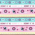 Nursery Cotton Fabric -Mommy N Me