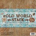 Park Lane 12\u0022x12\u0022 Premium Paper Stack - Old World