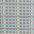 Refined Ponte Knit Fabric-Tan & Black Houndstooth