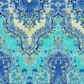 Waverly Multi-Purpose Decor Fabric 54\u0022-Seblist Prussian