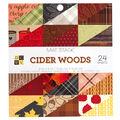 DCWV 6\u0022x6\u0022 Paper Stack-Cider Woods