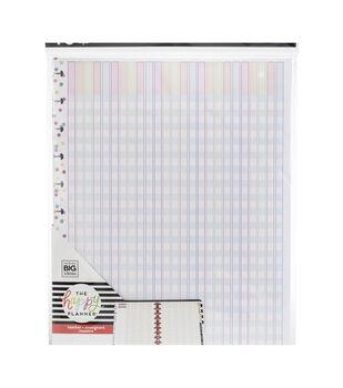 Happy Planner Big Fill Paper 40/Pkg-Teacher Checklist