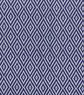 Modern Cotton Fabric 43\u0027\u0027-Packed Diamonds on Navy