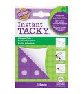 Aleene\u0027s 120pcs 0.37\u0022 Instant Tacky Adhesive Dots