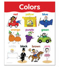 Creative Teaching Press Colors Basic Skills Chart 6pk