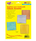Trend Enterprises, Inc. Embossed Signs Classic Accents, 36/Pack, 3 Packs