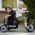 Winther Viking Police Tricycle-Black