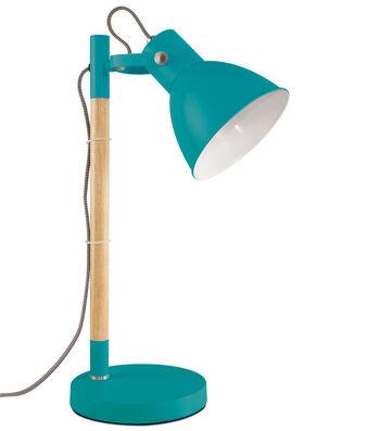 OttLite Lighting Avery LED Table Lamp-Turquoise