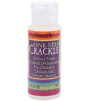 DecoArt One Step Crackle, , hi-res