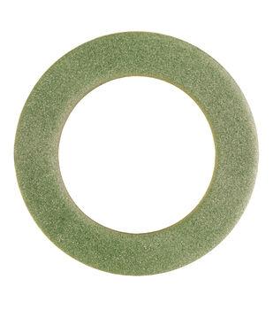 """16"""" Green Foam Wreath"""