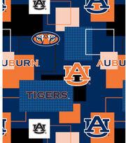 "Auburn University Tigers Cotton Fabric 43""-Logo, , hi-res"