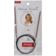 "Deborah Norville Fixed Circular Needles 47"" Size 3/3.25mm, , hi-res"