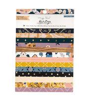 "American Crafts Maggie Holmes 6""x6"" Paper Pad-Heritage, , hi-res"