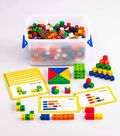 Linking Cubes Classroom Activity Set, 2cm Size