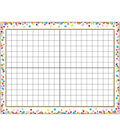 Smart Poly Chart 17\u0022x22\u0022 Confetti 14x20 Grid 10pk