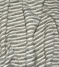 P/K Lifestyles Upholstery Fabric 13x13\u0022 Swatch-Breathing Space Midnight