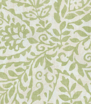 "Home Essentials Decor Fabric 45""-Cast A Shadow Celery"