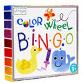 Gibby & Libby Color Wheel Puzzle Bingo Game
