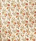 Home Decor 8\u0022x8\u0022 Fabric Swatch-SMC Designs Taunt / Apricot