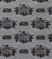 "Star Wars: The Last Jedi Flannel Fabric 42""-Dark Side, , hi-res"