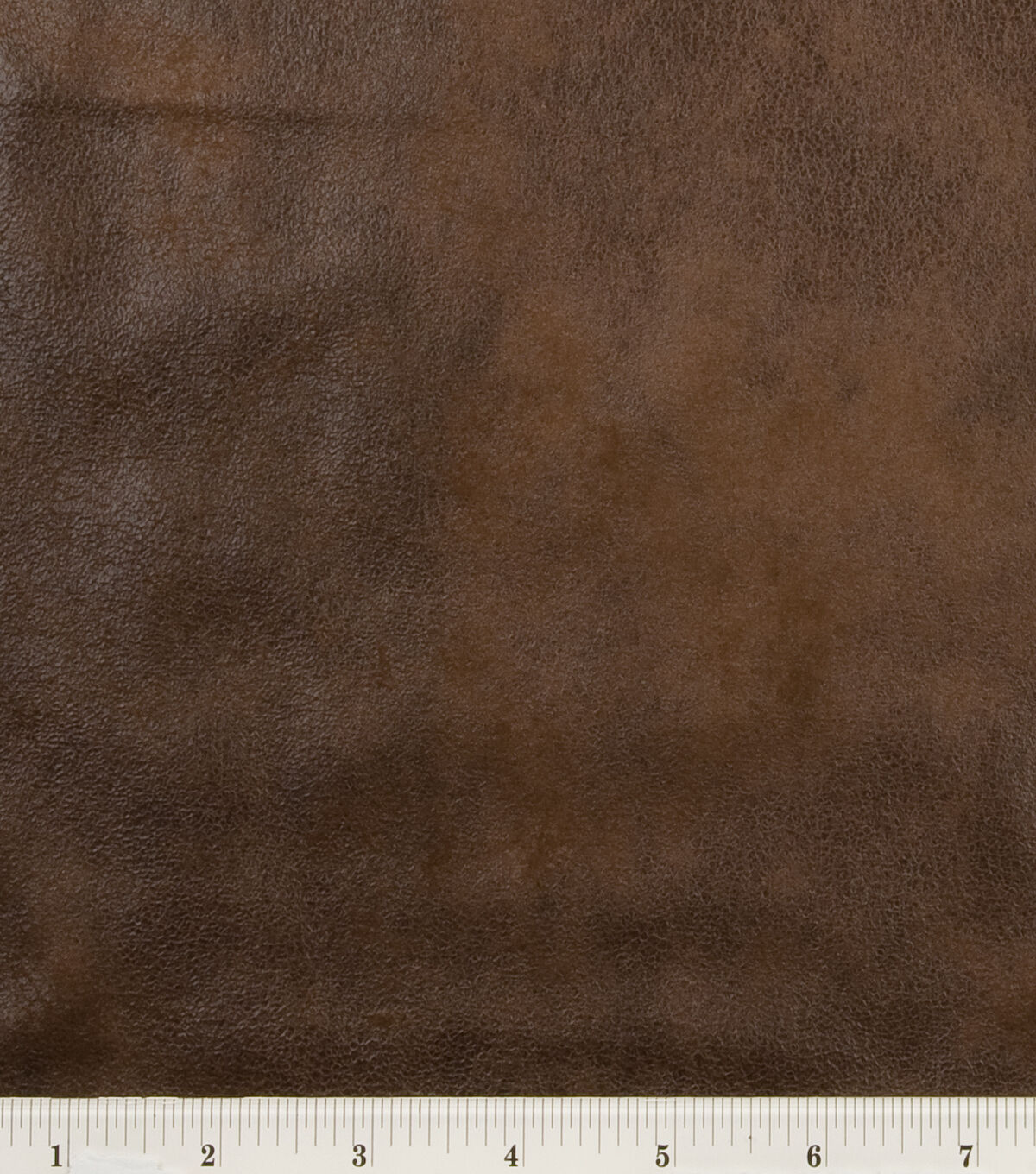 Buffel Burgundy Red Suede Animal Distressed Aged Leatherette Upholstery Fabric