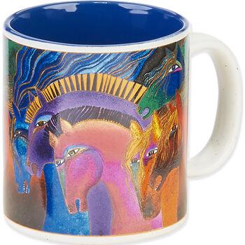 Laurel Burch Wild Horse Mug