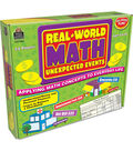 Real World Math: Unexpected Events Game